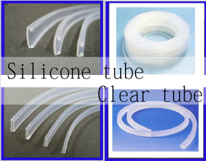 silicone tube Clear tube