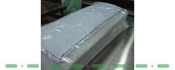 ゴム製品の加工、成形方法1