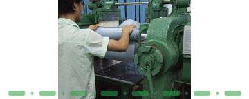 ゴム製品の加工、成形方法2