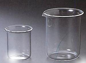 石英ビーカー(ガラス)