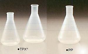 TPX®/PP三角フラスコ