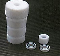 テフロンR溝付き撹拌シール<PTFE製>