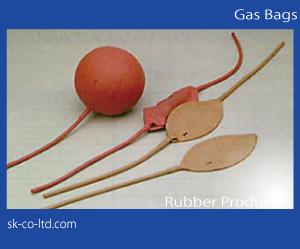 ガス採集用バック