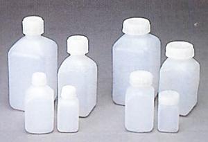 PE角型細口瓶/広口瓶