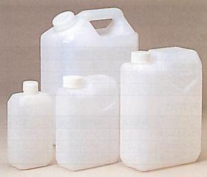 フラット型角瓶(PE製)