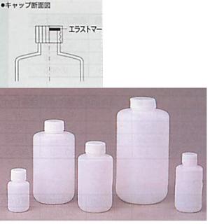 Jボトル白色細口瓶/広口瓶