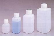 Jボトル白色/角細口・広口瓶