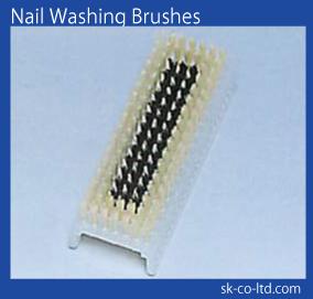 爪洗いブラシ