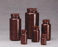 2106広口褐色試薬瓶