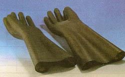 耐酸厚手長手袋