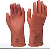低電圧用ゴム手袋<耐電>