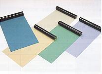 カラー制電マット(導電性カラーマット/P.V.C製)