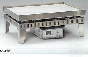 ホットプレート(アルミ天板)