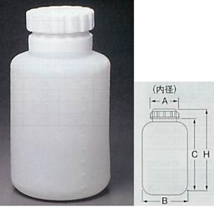 PFA回転成型大型広口瓶