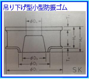 大きな衝撃荷重のかかる機器の防振ゴム素材